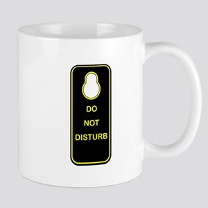 Door Knob Sign Mugs