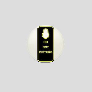 Door Knob Sign Mini Button