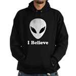 I Believe in Aliens Hoodie
