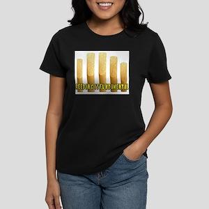 Reeding Is Fundamental Ash Grey T-Shirt