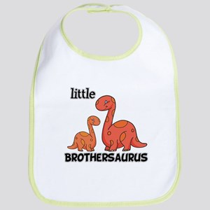 Little Brothersaurus Bib