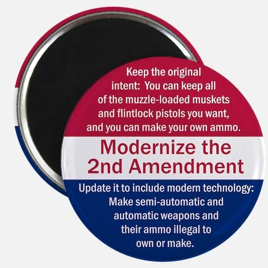 Modernize 2nd Amendment Magnets