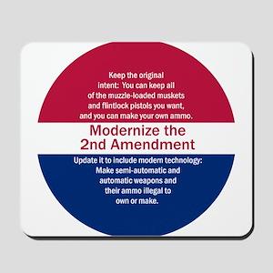 Modernize 2nd Amendment Mousepad