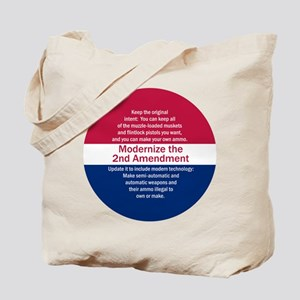 Modernize 2nd Amendment Tote Bag