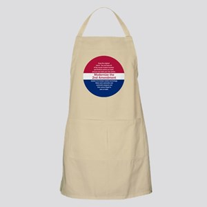 Modernize 2nd Amendment Apron