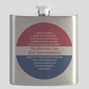 Modernize 2nd Amendment Flask
