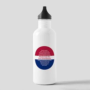 Modernize 2nd Amendment Water Bottle