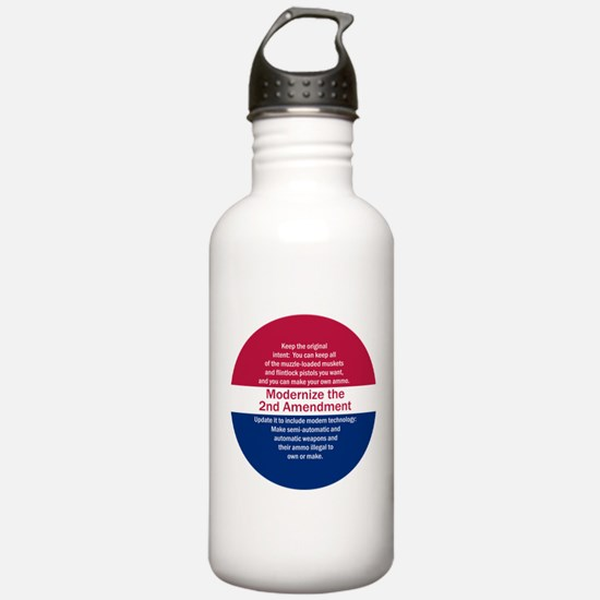 Modernize 2nd Amendment Water Bottle