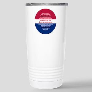 Modernize 2nd Amendment Travel Mug