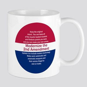 Modernize 2nd Amendment Mugs