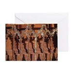 Rusty New Orleans Card Greeting Cards