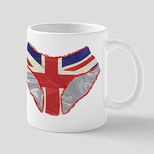 Union Jack Knickers Mugs