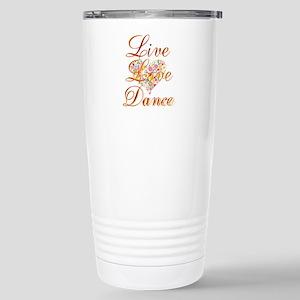 Live Love Personalize Travel Mug