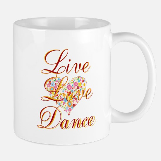 Live Love Personalize Mugs