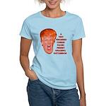 Cheese Faced Trump Women's Light T-Shirt
