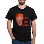 Cheese Faced Trump Dark T-Shirt