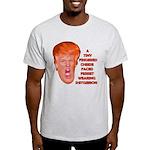 Cheese Faced Trump Light T-Shirt