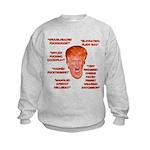 Trump Insulted Kids Sweatshirt