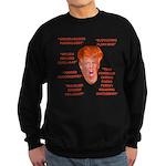 Trump Insulted Sweatshirt (dark)