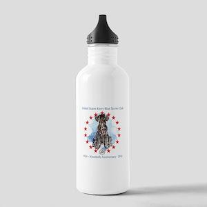 90th USKBTC Birthday Water Bottle