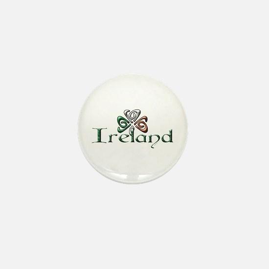 Ireland Mini Button