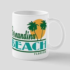 Fernandina Beach, Florida Mugs