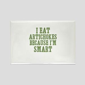 I Eat Artichokes Because I'm Rectangle Magnet