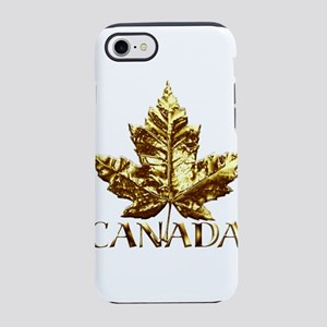 Canada Gold Medal Souvenir iPhone 8/7 Tough Case