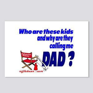 Who are these kids? Postcards (Package of 8)