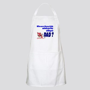 Who are these kids? BBQ Apron