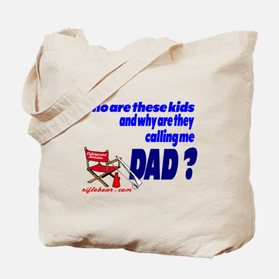 Who are these kids? Tote Bag