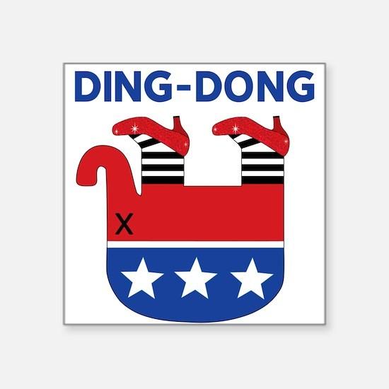 Ding-Dong Sticker