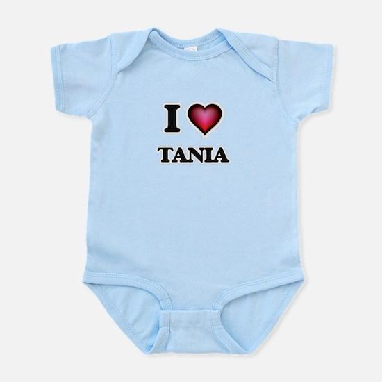 I Love Tania Body Suit