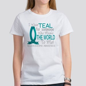 Scleroderma MeansWorldToMe1 T-Shirt