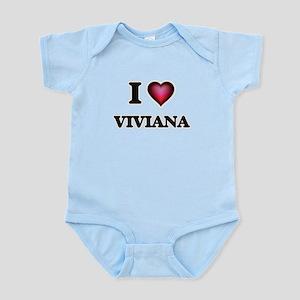 I Love Viviana Body Suit