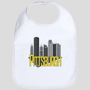 Pittsburgh City Colors Bib