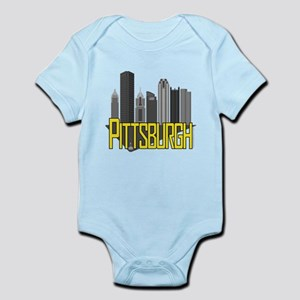 Pittsburgh City Colors Body Suit
