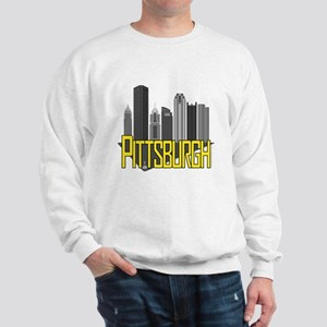 Pittsburgh City Colors Sweatshirt