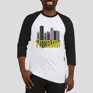 Pittsburgh City Colors Baseball Jersey
