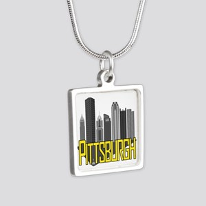Pittsburgh City Colors Necklaces
