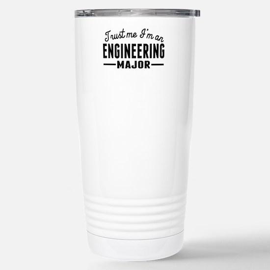 Trust Me Im An Engineering Major Mugs