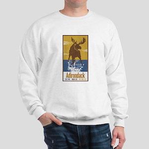 Adirondack Moose Sweatshirt