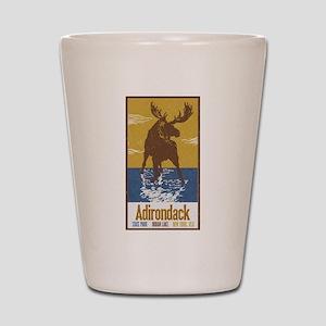 Adirondack Moose Shot Glass