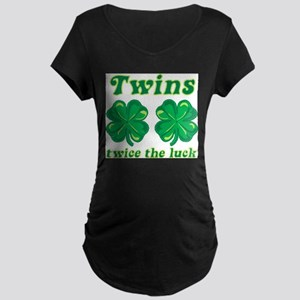 St. Patty's Day - Maternity T-Shirt