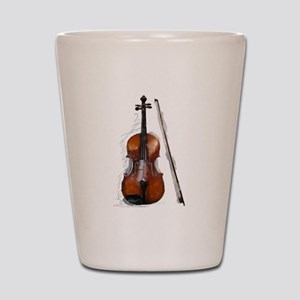 Viola06 Shot Glass