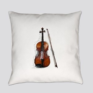 Viola06 Everyday Pillow