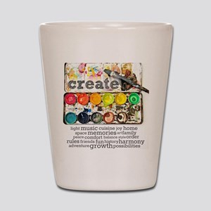 Create Shot Glass