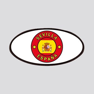 Sevilla Espana Patch