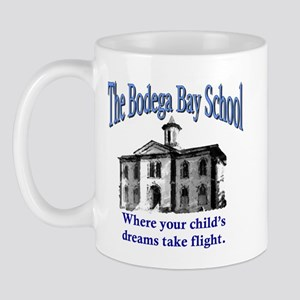Bodega Bay School Mug