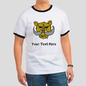 Boar Head (Custom) T-Shirt